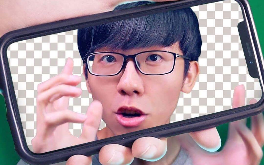 After Effects 教學:綠幕去背方式