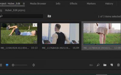 Premiere Pro 教學:剪輯效率UP!Premiere技巧大公開